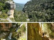 Ruta valle Glorieta cerca Alcover (Tarragona)