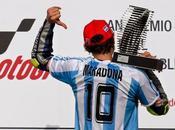 Valentino Rossi, cuando octavo mejor