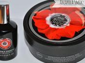 Smoky Poppy, nueva línea Body Shop Sorteo
