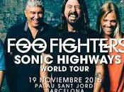 Fighters actuarán noviembre Palau Sant Jordi Barcelona