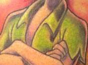 Books Tattoos: Peter James Matthew Barrie