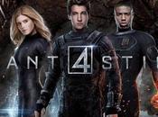 Cuatro Fantásticos, nuevo tráiler póster grupal