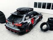 Audi Olsson: Listo para Gumball 3000
