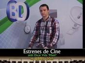 "Comarcal: Estrenes Cine, Oscar Vela ""Mastí"" 16/04/2015"