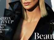 Charlize Theron posa para Magazine