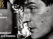 Buenas noches: David González recita poemas: abril