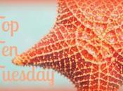 Tuesday #16: Autores Favoritos Todos Tiempos