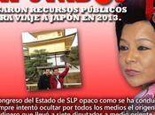Diputados viajarón Japón dinero potosinos