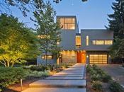 Casa Estilo Minimalista Washington
