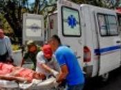 heridos accidente tránsito Camagüey, Cuba