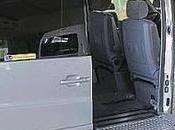 Hurtan furgoneta adaptada Asociación Familiares Enfermos Alzheimer parking cines Siete Infantes Logroño