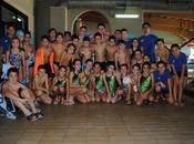 Club Natación Hermanas proclama campeón trofeo Manuel Chas