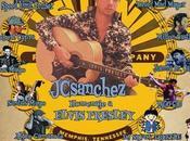 Pinchada Savoy Truffle tributo Elvis Presley Sala Caravan.