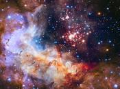 Hubble cumple años espacio