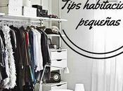 Tips para habitaciones pequeñas