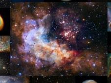 ¡Felicidades Hubble: años!