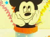 Mickey mouse dulcero vasito para niños