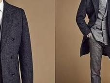 Hackett London pulcro invierno para apuesto caballero