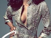 Ciara presume cintura para L'Officiel Singapur