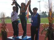 Cindy Meza obtiene bronce Universiada Nacional 2015