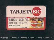 Revista selecciones reader's digest: tarjeta bic.