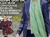 reina Sofía, Tamara Falcó, Fernández famosas Feria Abril, revista 'Love' esta semana
