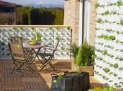 Fachadas jardines verticales, espacio mejor aprovechado