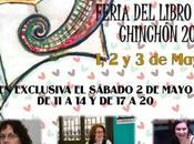 Próxima parada: Feria libro Chinchón.