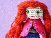 Patrón Amigurumi Anna (Frozen)