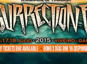 Distribución días Resurrection Fest 2015