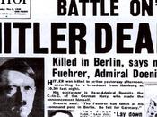 muerte Adolf Hitler