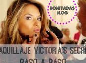 Maquillaje Victoria's Secret Paso