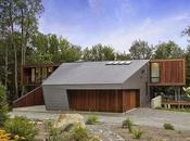 Casas modernas contemporáneas Estados Unidos.