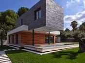 Casas modernas contemporáneas España.