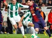 Córdoba Barcelona Vivo, Liga BBVA