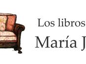 libros favoritos María José Caro León-Velarde