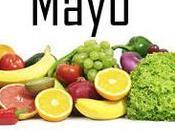 Fruta verdura temporada: Mayo