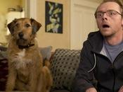 Alienígenas Simon Pegg tráiler nueva comedia Monty Python Terry Jones