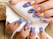 Diseños modernos uñas, @VanitasEspai