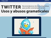 Sugerencias para escribir correctamente tuit