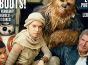 Star Wars: Force Awakens Vanity Fair (fotos vídeo)