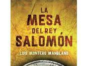 Entrevista Luis Montero Manglano sobre mesa Salomón