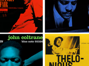 estilo gráfico Blue Note Records