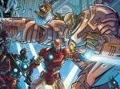 Secret Wars Guerra armaduras Mundo Batalla