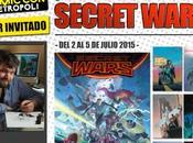 Esad Ribic presentará Secret Wars Metrópoli