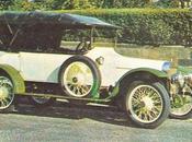 viejo auto escocés