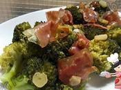 *Brócoli jamón serrano (olla GM-e tradicional)