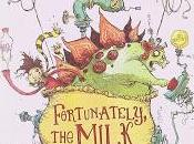 Fortunately, milk, Neil Gaiman