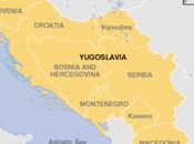 Desintegración guerras secesión Yugoslavia