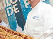 Kilometros Pizza Madrid Restaurante homenajea Isidro pizza Oscar Higares